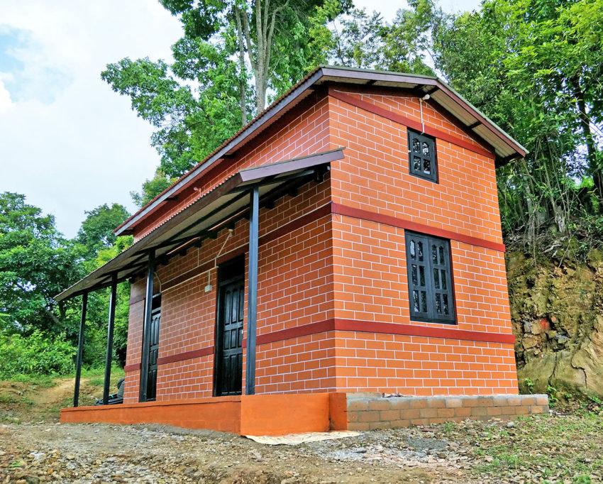 Affordable housing using CSEB
