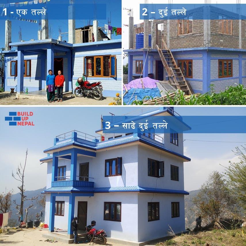 CSEB Interlocking Bricks Nepal