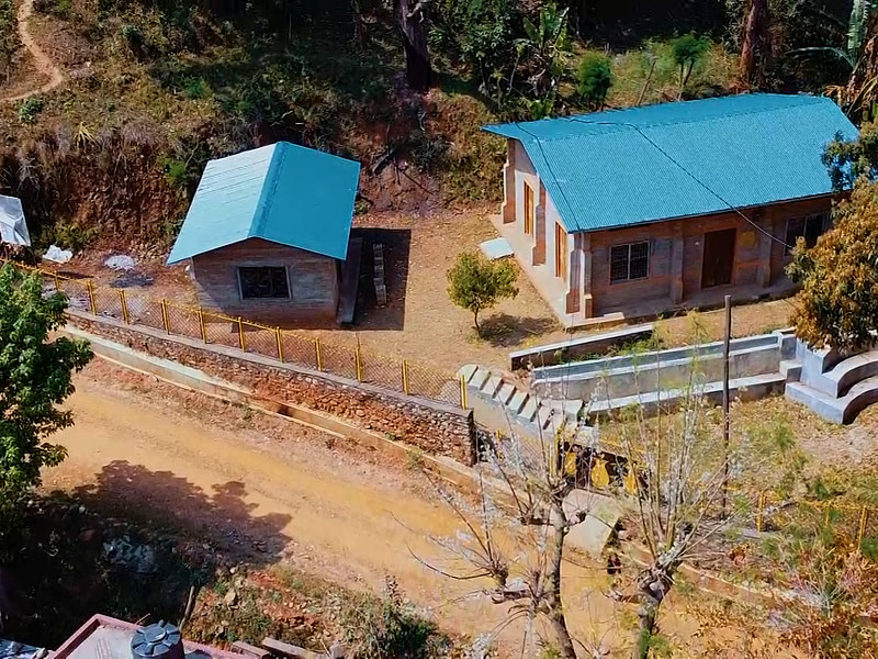 Eco friendly housing