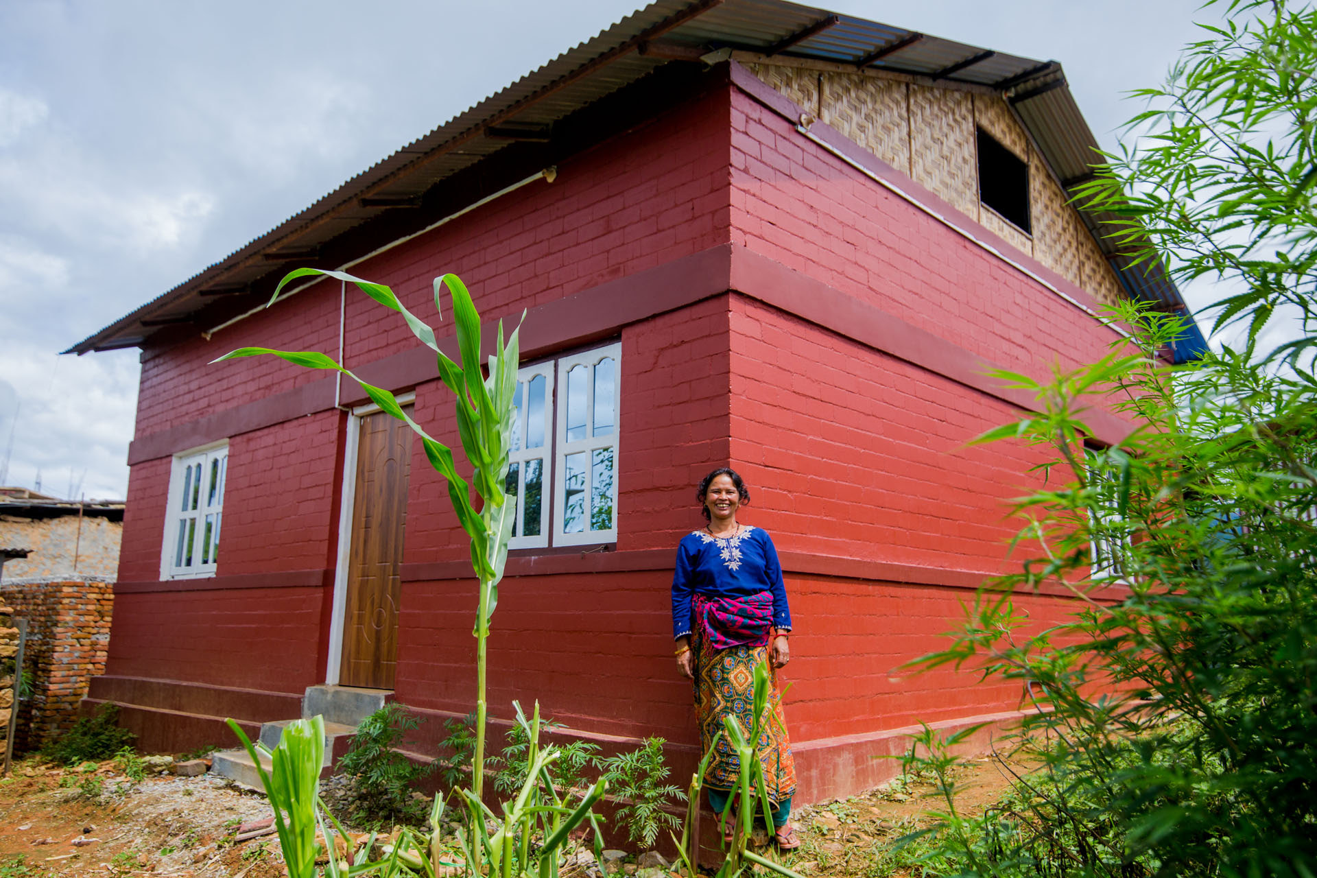 Affordable housing in Nepal